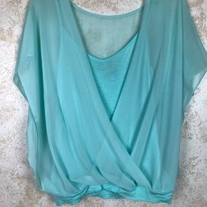 Express Brand  Blouse Size Small
